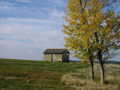Los colores del otoño, en las Sierras de Salamanca